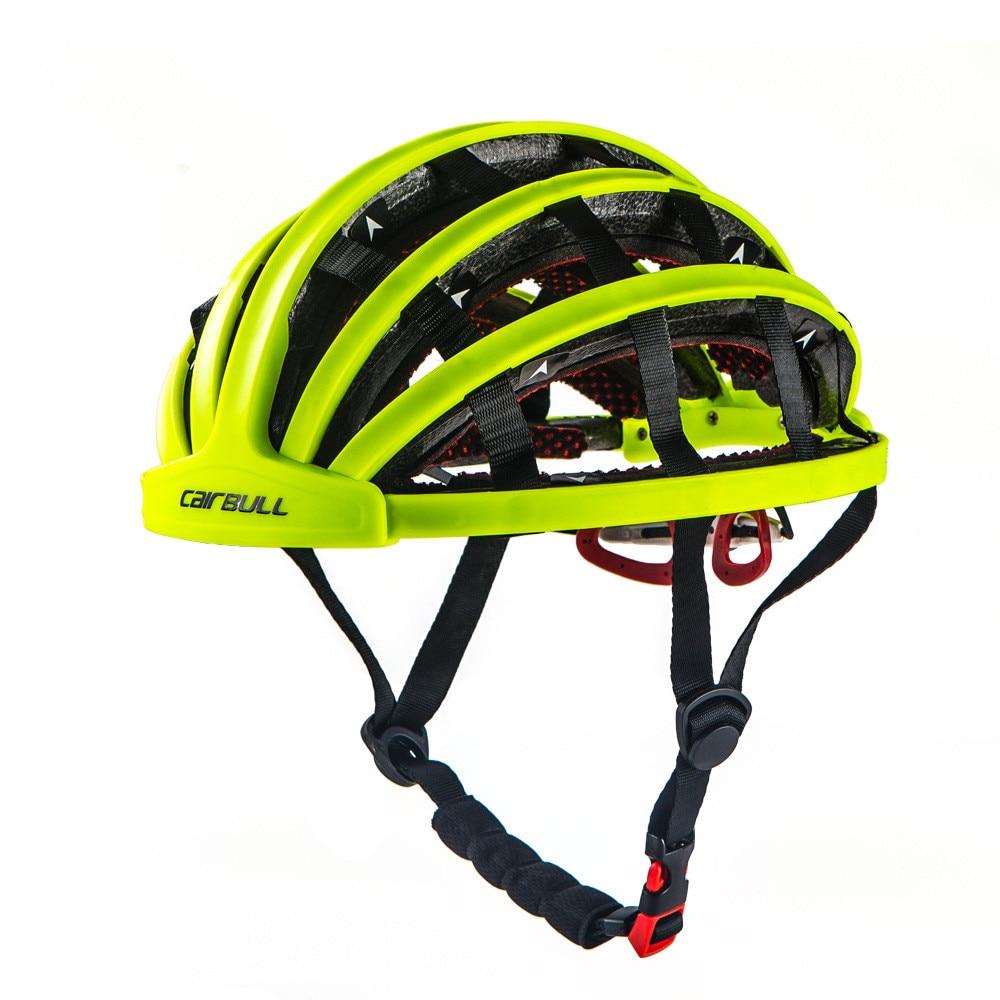 2019 Cairbull 5 Color Folding Ciclismo MTB Bike Ultralight Cycling Helmet Bicycle Capacete De Bicicleta Bici Casque Equipment