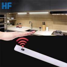 цены LED Under Cabinet Light Hand Sweep Sensor Night Light  12v LED Bar Light for Bedroom,Kitchen, Closet, Wardrobe,Stairs,Hallwall