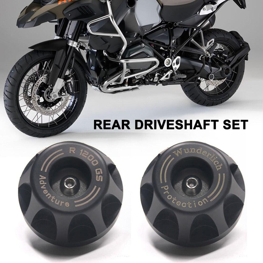 Rear Driveshaft Set Crash Slider Protector For B-M-W R 1200GS LC Adventure Anti-fall Rocker Arm Ball Motorcycles Accessories