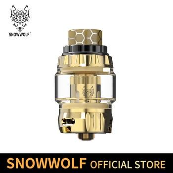 цена на Origin Snowwolf Atomizer wolf tank for mfeng vape 10- 200w e cig electronic cigarette mod 510 thead