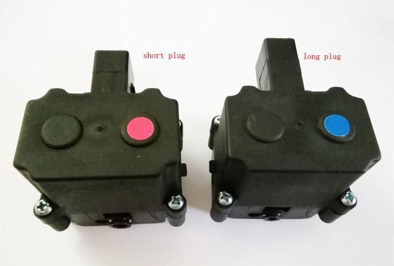 Valve de pompe à Air à bouche courte | Pièces de valve de compresseur de Suspension d'air pour BMW F01 F02 F11 F18 37206789450 - 5