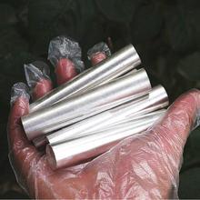 5 штук вакуумных магниевых стержней 8x60 мм металлических 9999%