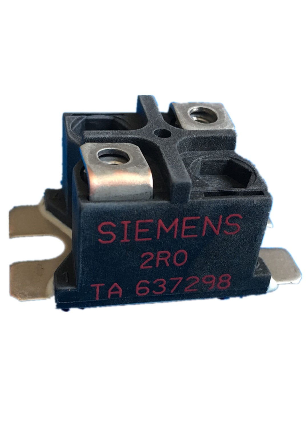 TA637298 2R0 Resistance 2RO Siemens Inverter 70 Protection 6SY7000-0AB18