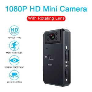 MD90 Mini Camera Night Vision