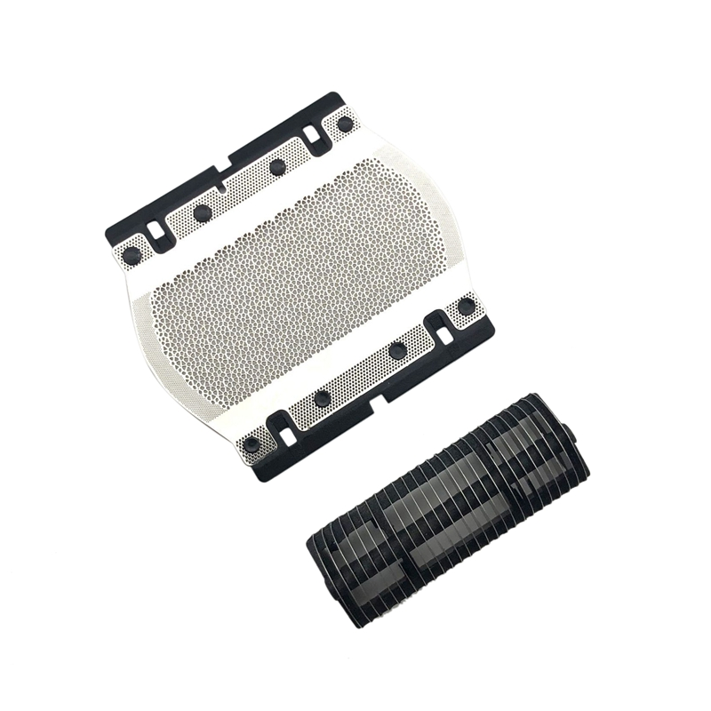 Electric Shaver Head Omentum Shaver Foil For Braun 11B Series 1 110 120 130 140 150 150S-1 130S-1 5684 5685 Shaving Razor Blade