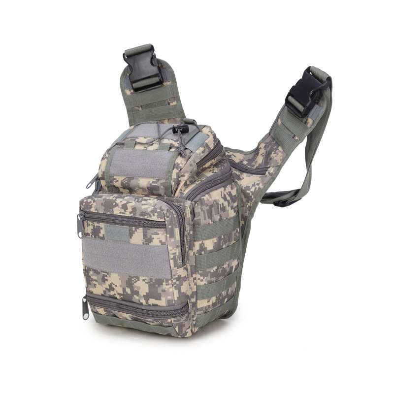 2018 Hot Selling Super Riding Gannet Bag Saddle Bag Multi-functional Army Fans Outdoor Tactical Shoulder Bag Camera Bag Manufact