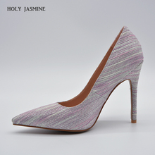 2020 High Heels Shoes Women Pumps 11cm Woman Shoes Sexy Pointed Toe Wedding Party Shoes Stilettos Nude Heels Stiletto Plus Size mingdilin stiletto women s pumps high heels shoes wedding party woman shoes green black plus size 33 43 pointed toe sexy pumps