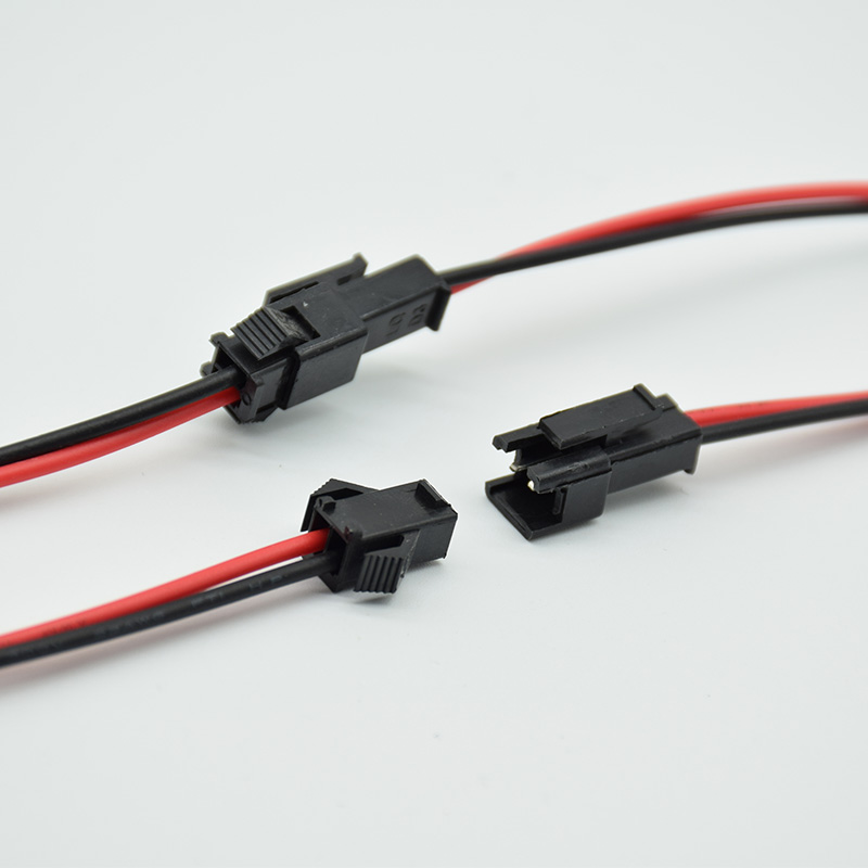 Permalink to 10pcs/5Pairs 15cm Long JST SM 2Pins Plug Male to Female Wire Connector cable pigtail Plug