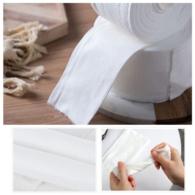 Beauty Makeup Cotton Disposable Facial Towel Salon Clean Face Towels