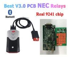 21รีเลย์ V3 V3.0 PCB Obd2 Scan สำหรับ Delphis Vd Ds150e Cdp รถบรรทุกเครื่องมือวินิจฉัยบลูทูธ Usb 2017.R3 Keygen ซอฟต์แวร์