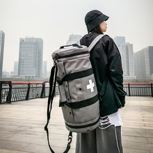 Travel Bag Gym Bag Business Trip Extra Large Handbag Short Distance Travel Shoulder Bag Man Large Capacity Light,men and Women