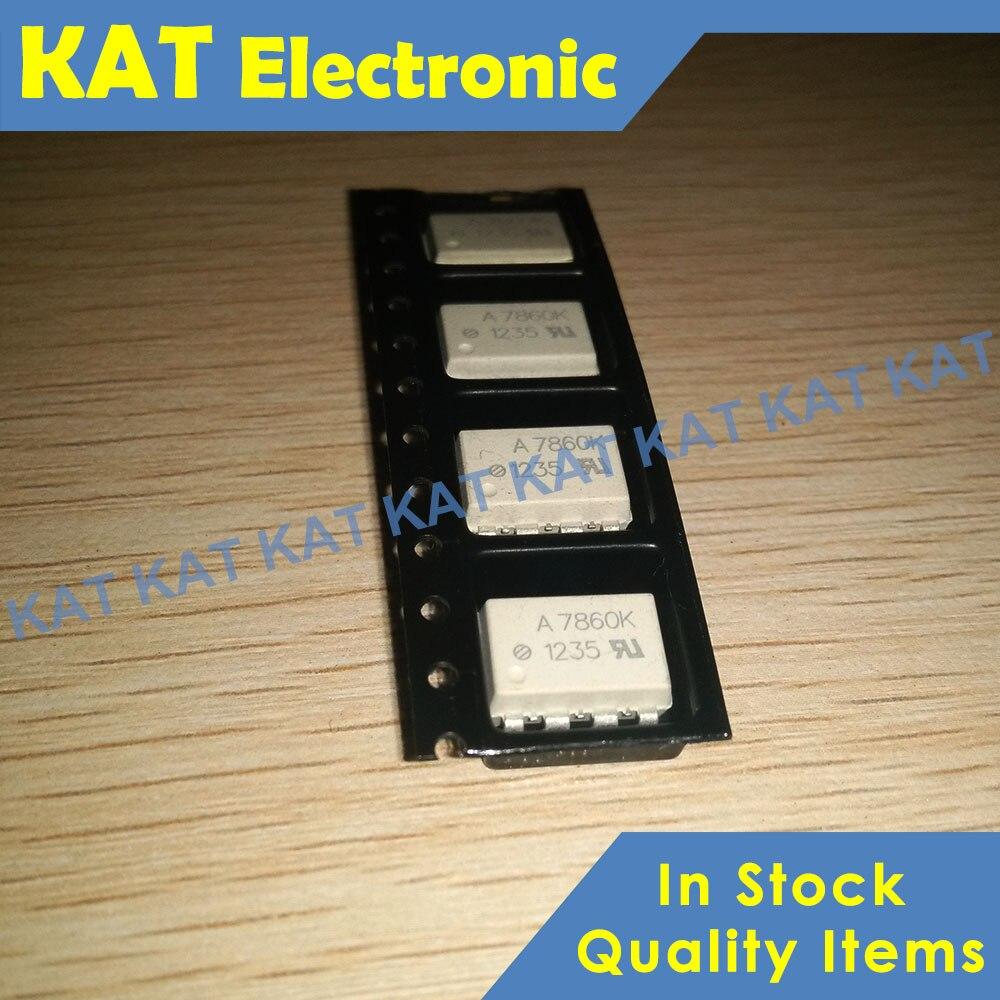 5PCS/Lot A7860K HCPL-7860K SOP-8