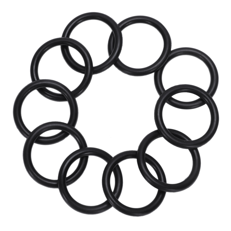 Sourcingmap/® 10 Pcs 35mm x 45mm x 5mm Nitrile Rubber NBR Sealing O Ring Gasket Washer