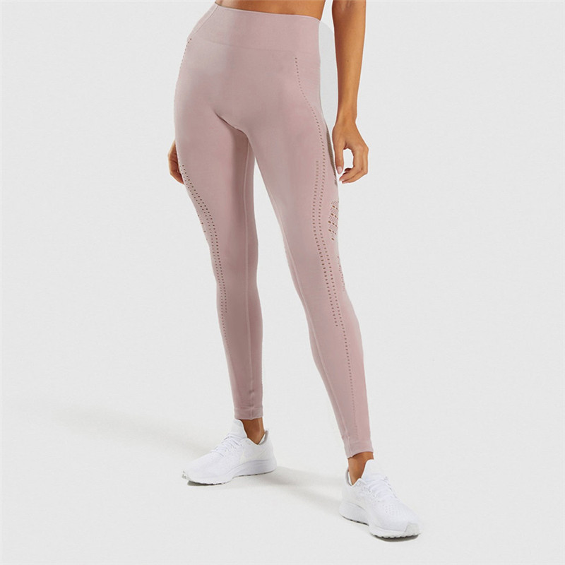 New Fashionable Hollow-out And Slim  Pants For Women's Wear In Cross-border Spring In Europe And America Leggings
