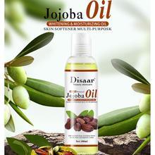 100 мл натуральное органическое масло жожоба для массажа лучший уход за кожей расслабляющее увлажняющее масло контроль гидратации массажный продукт