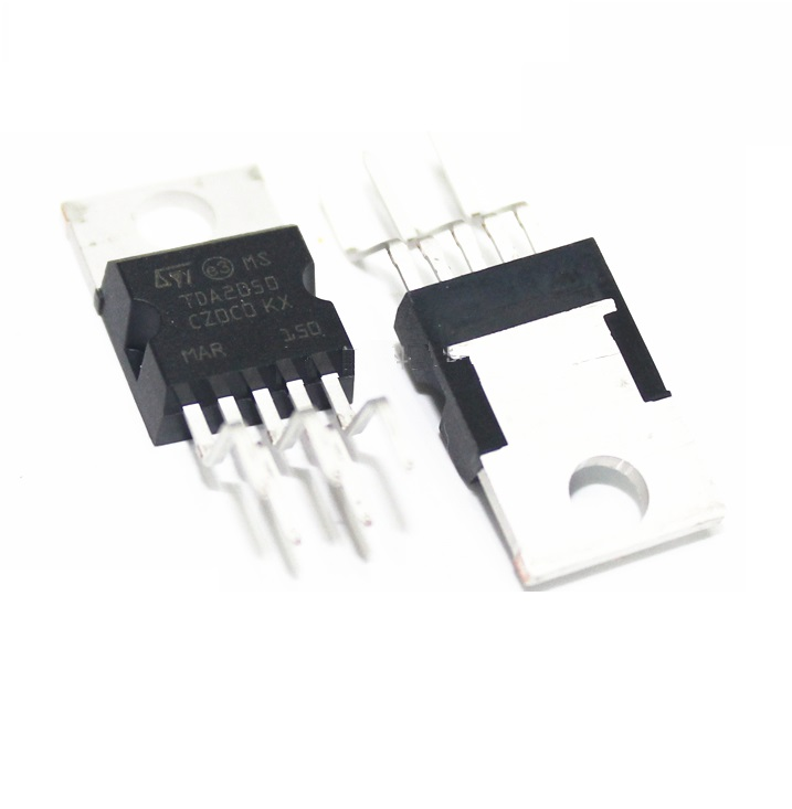 5PCS TDA2050A TDA2050 TO220-5 TO220 New Original