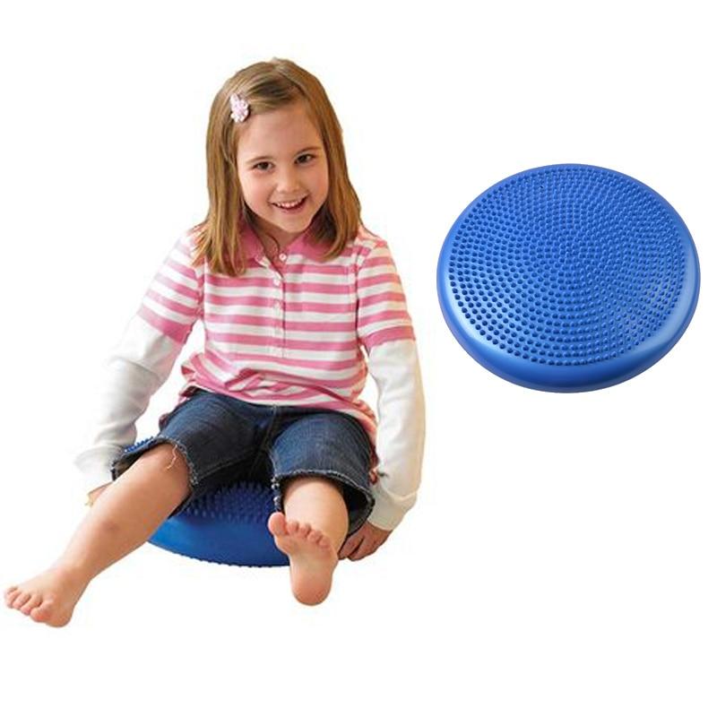 Дети Баланс игрушки Колебание Подушка Стабильность диска Сенсорное игрушки Аутизм ADHD Fun Детские игры
