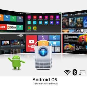 Image 4 - BYINTEK C720 Tragbare Full HD 1080P 3D Video Heimkino FÜHRTE Mini Projektor Projetor Beamer (Optional Android OS/batterie)