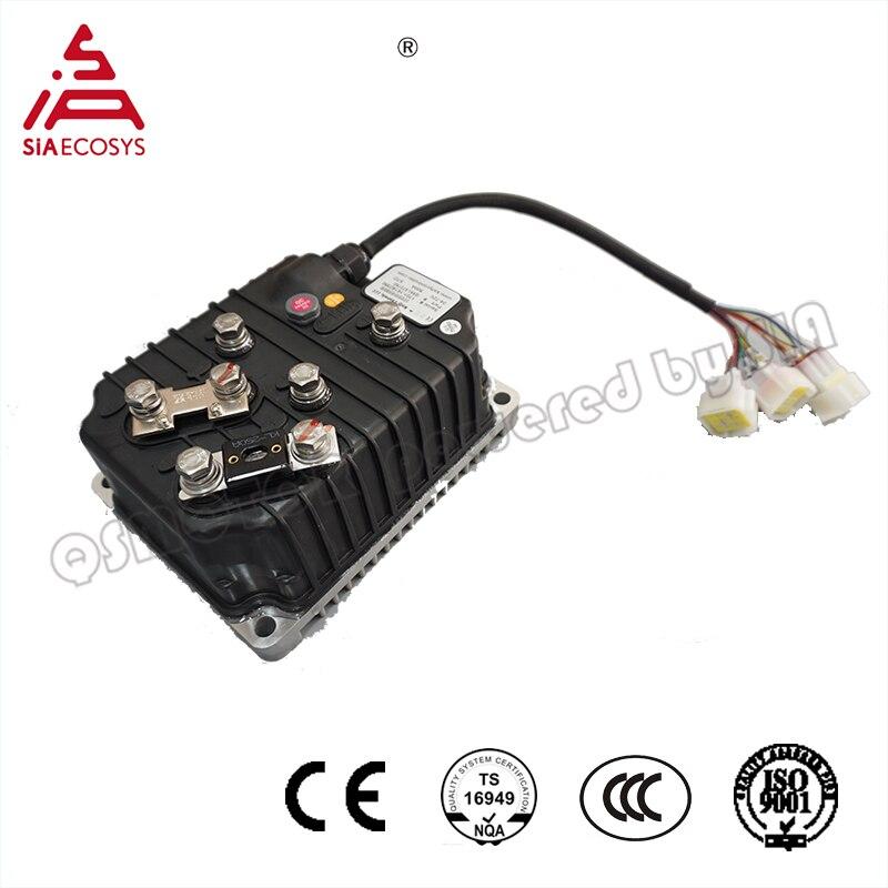 KLS4840D,24-48 В, 350 А, синусоидальный бесщеточный контроллер для BLDC в моторе ступицы колеса