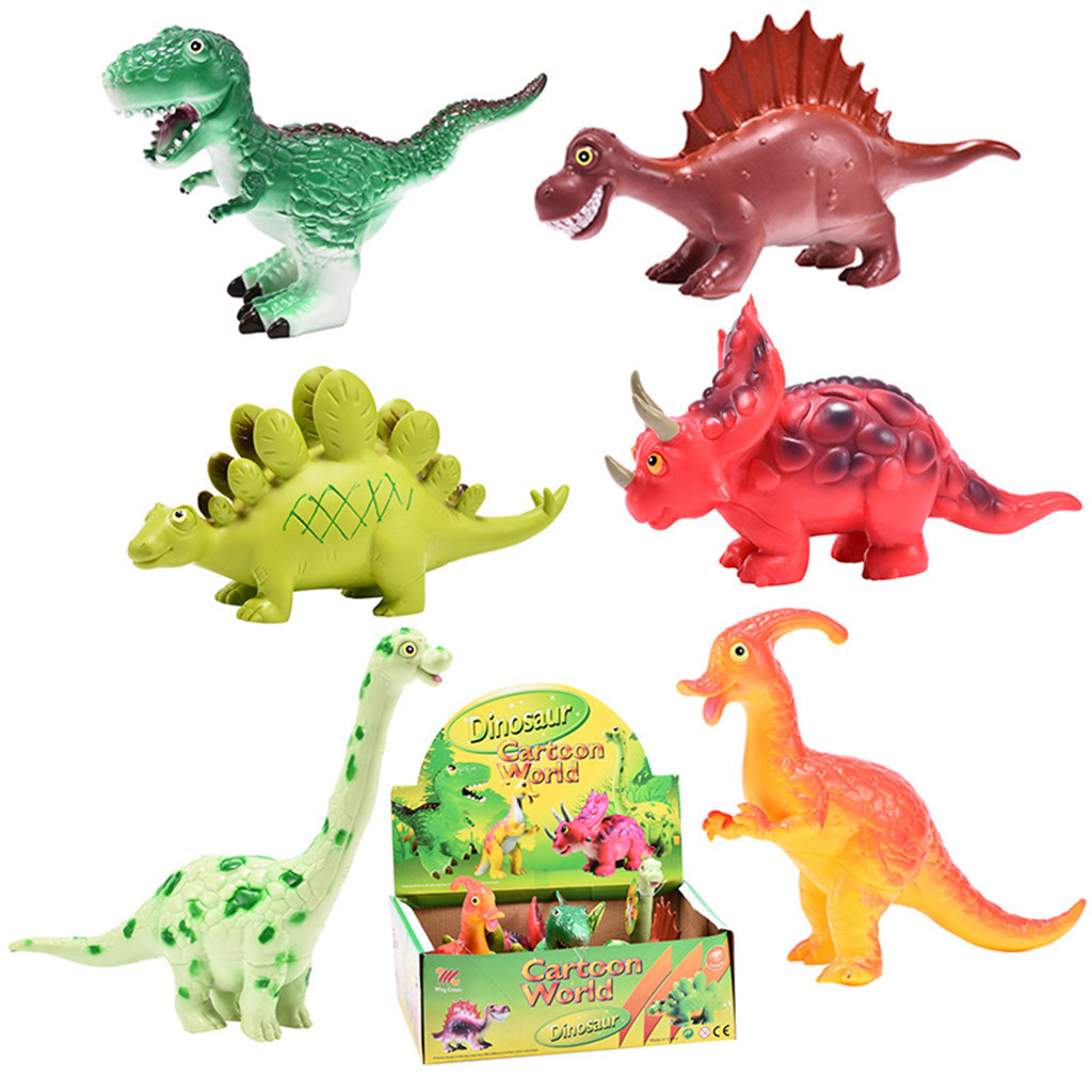 Permalink to Learning Education Mini Cartoon Dinosaur Model Funny Gadgets Novelty Interesting Children's Toys Birthday Christmas Gifts