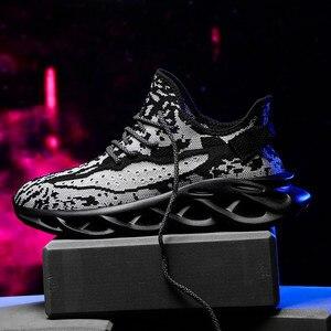 Image 3 - Fajna piłka do koszykówki dla mężczyzn buty amortyzacja oddychające obuwie sportowe na co dzień antypoślizgowe sportowe buty do biegania Zapatos Hombre