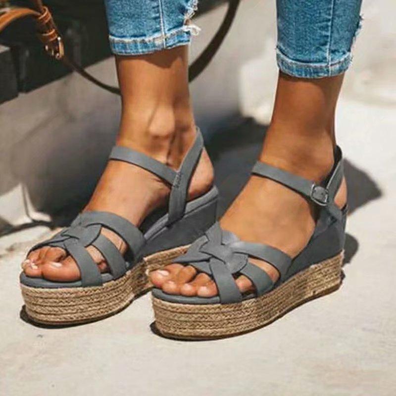 cheap plus size sandals