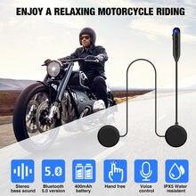 Bluetooth гарнитура fodsports hm 1 bt 50 для мотоциклетного