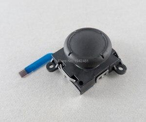Image 4 - Mando de Joy Con para Nintendo Switch, pieza de reparación, mando 3D Con Cable flexible, 5 uds.