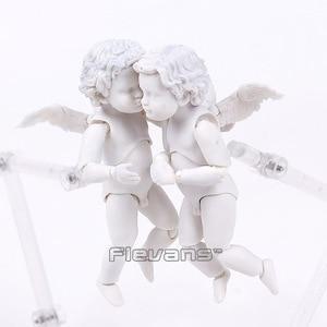 Image 5 - を Toble 博物館フィグマ SP 076 天使キューピッドアクションフィギュアグッズ Pvc 模型玩具人形