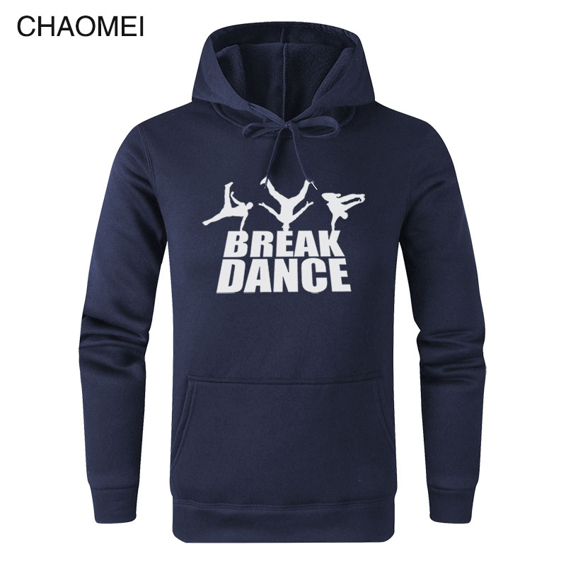 Streetwear Punk Harajuku Hip Hop Break Dance Hoodie Sweatshirt Breakdance Fleece Hoodies Fashion Cool Street Dance Hoody C16