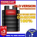 Диагностический сканер Thinkdiag OBD2, старое программное обеспечение, 15 сбросов, PK Launch Easydiag