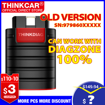 Thinkdiag Old version Full software OBD2 scanner TPMS Diagnostic Tool 15 reset services PK Launch Easydiag  Tools