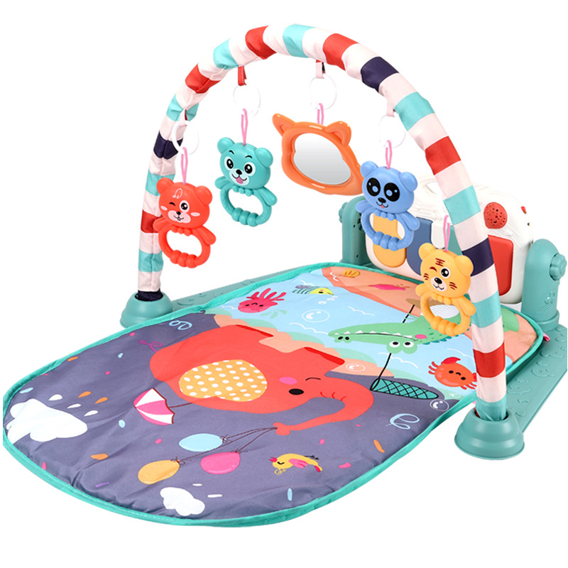 Baby Mat Carpet Musical Activity Gym Children's Tapete Infantile Soft Pad Floor Game Creeping Developmental Toy For Babies