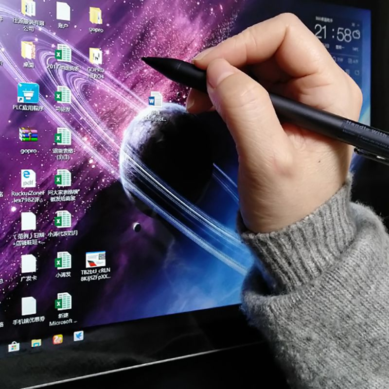 Capacitive Stylus For Microsoft Surface3 Pro3/4/5/6 Book Laptop Touch Screen Pen
