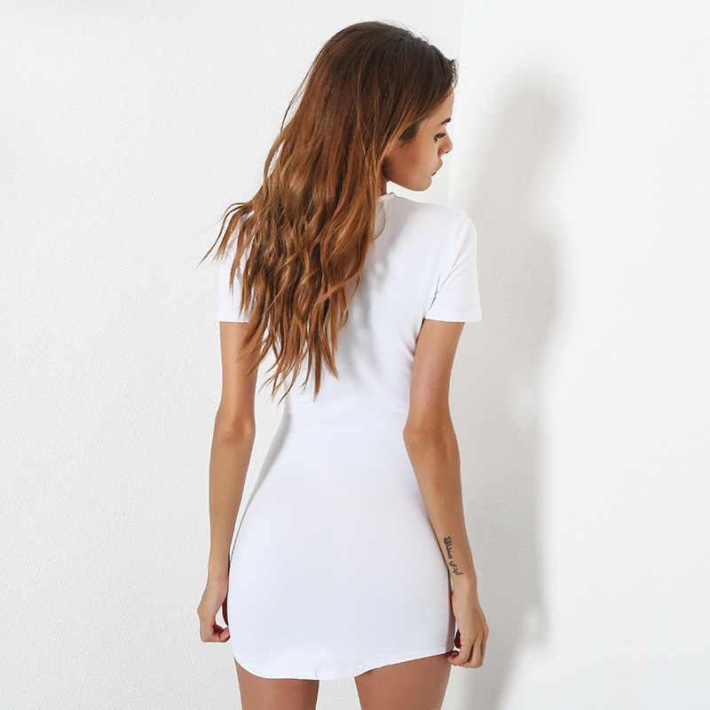 2019 летнее облегающее платье с новым рисунком vogue Ежик кактус забавные печатные графические женские платья Повседневное платье белое платье