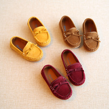 Leather Toddler Boys Shoes Little Kids Casual Shoes