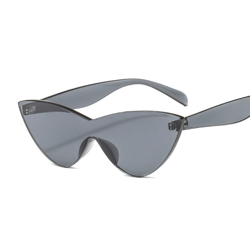 Women Vintage Cat Eye Sunglasses New Lovely Sun Glasses For Ladies Cute Sexy Brand Designer Fashion Cool Retro Uv400