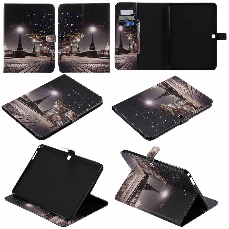 Новый чехол для планшета Don't touch my pad для samsung t580 10,1 дюймов откидная Сумка-подставка
