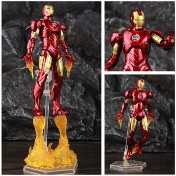 Nowy 2020 klasyczny Marvel Iron Man MK4 Mark IV 7 #8222 film figurka Ironman Mark 4 Avengers Tony Stark Legends ZD zabawki lalki tanie i dobre opinie Disney Model CN (pochodzenie) Unisex 7inchs Wyroby gotowe Zachodnia animacja Produkty na stanie Film i telewizja Gotowy żołnierzyk