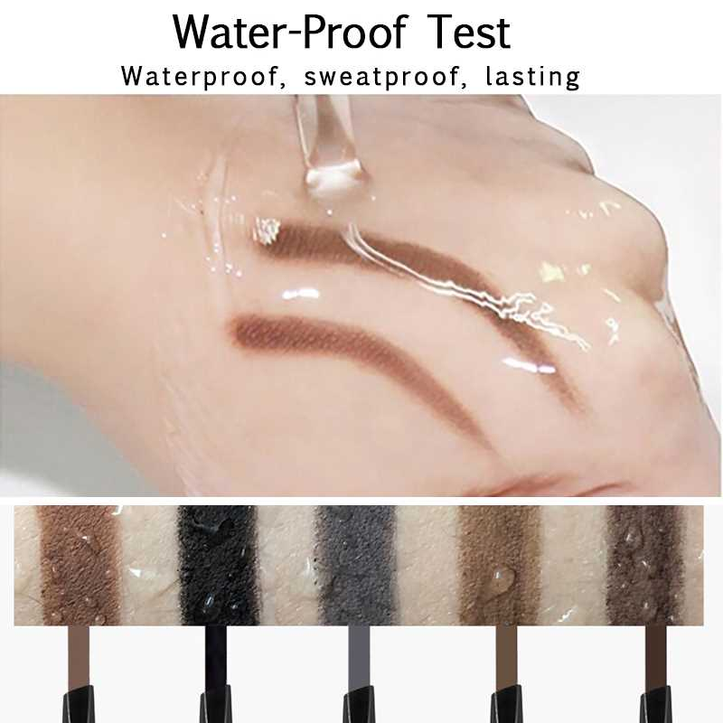 Image 5 - Joomer Waterproof Natural Eyebrow Paint Pen Eye Brow Tint Tattoo Pen Makeup Eyebrow Pencil With Brush Make Up Cosmetics-in Eyebrow Enhancers from Beauty & Health