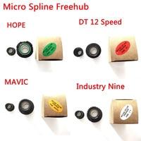 MAVIC / HOPE / Industry Nine/DT Micro Spline Freehub for 12 Speed MTB BIke bicycle for hub 180/240/350 bicycle accessorice HOT