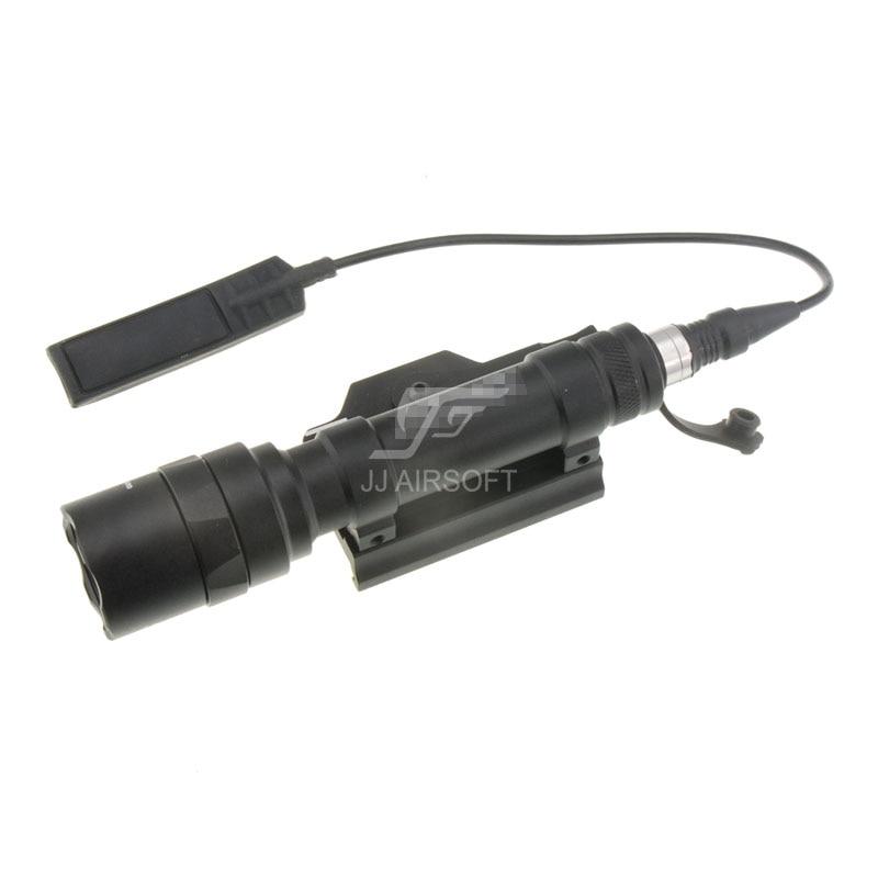 Elemento sf m620u scoutlight led versão completa (preto tan)
