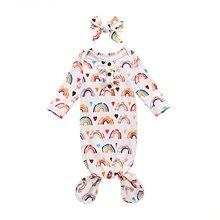2020 новый размер 0 12 мес комплект для младенцев ночное белье