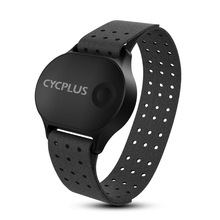 Monitor Armband-Wrist-Strap Heart-Rate-Sensor Zwift Bluetooth-4.0 Fitness-Accessories