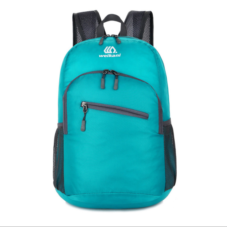 Outdoor Climbing Folding Bag Travel Travel Bag Waterproof Backpack Backpack Printed Logo