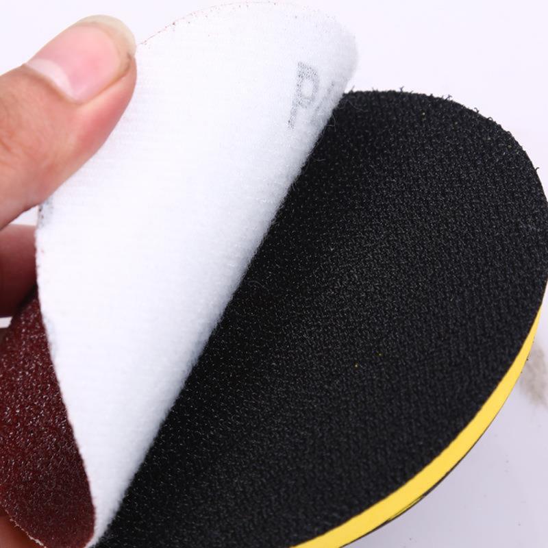 100pcs/set 3 Inch 75mm High Quality Sanding Discs Round Sandpaper Disk Sand Sheets Grit 80-3000 Sandpaper