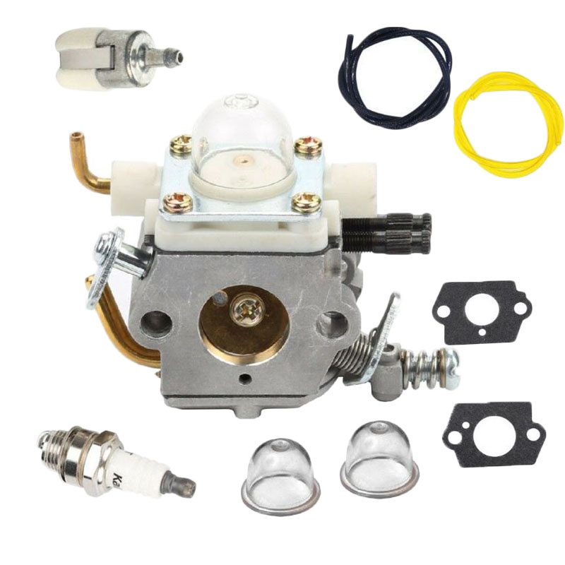 Carburetor Carb Fuel Line Kit For Walbro WTA-33-1 Echo PB-250 Leaf Blower New Arrival Hot Sale