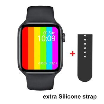 Смарт-часы LEMFO W16 ECG 2020 320*385 HD экран температура тела IP68 Водонепроницаемые умные часы для мужчин Batter Than IWO 12 Pro W26
