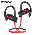 Mpow Flamme 2 Sport Kopfhörer Bluetooth 5,0 IPX7 Wasserdichte Ohrhörer 13 Stunden Lange Standby CVC 6,0 Noise Cancelling Ohrhörer mit mic