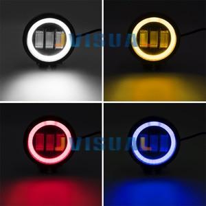 Image 5 - Светодиодная фара рабочего света 6D, 5 дюймов, 30 Вт, 12 В, 24 В, 6000 К